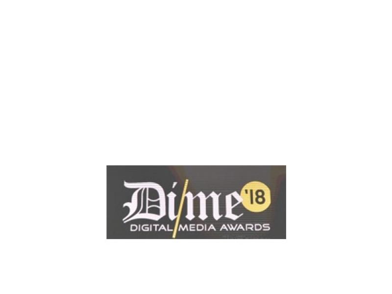 H Ira Media βραβεύτηκε στα Digital Media Awards 2018