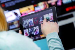 ΗΠΑ αυξηση streaming